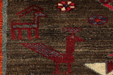 Gabbeh - Qashqai Persian Carpet 270x140 - Picture 5