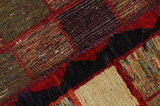 Gabbeh - Bakhtiari Persian Carpet 189x129 - Picture 6