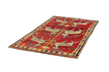Gabbeh - Qashqai Persian Carpet 198x118 - Picture 2