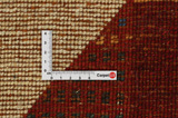 Gabbeh - Bakhtiari Persian Carpet 173x126 - Picture 4