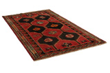 Gabbeh - Qashqai Persian Carpet 272x156 - Picture 1