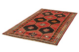 Gabbeh - Qashqai Persian Carpet 272x156 - Picture 2