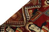 Gabbeh - Qashqai Persian Carpet 190x121 - Picture 5