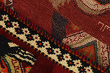 Gabbeh - Qashqai Persian Carpet 190x121 - Picture 6