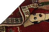 Gabbeh - Qashqai Persian Carpet 192x122 - Picture 5