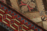 Gabbeh - Bakhtiari Persian Carpet 191x127 - Picture 6