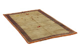 Gabbeh - Qashqai Persian Carpet 178x103 - Picture 1