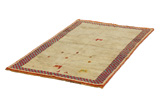 Gabbeh - Qashqai Persian Carpet 178x103 - Picture 2