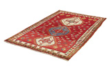 Gabbeh - Qashqai Persian Carpet 206x130 - Picture 2