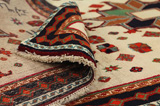 Gabbeh - Qashqai Persian Carpet 195x118 - Picture 5