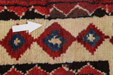 Gabbeh - Bakhtiari Persian Carpet 220x150 - Picture 18