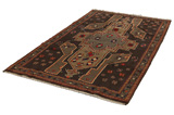 Gabbeh Persian Carpet 247x155 - Picture 2