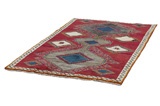 Gabbeh - Qashqai Persian Carpet 203x132 - Picture 2