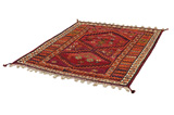 Lori - Bakhtiari Persian Carpet 202x152 - Picture 2