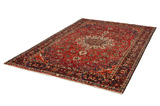 Jozan - Sarouk Persian Carpet 314x208 - Picture 2