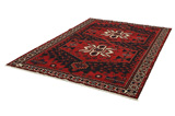 Afshar - Sirjan Persian Carpet 305x212 - Picture 2