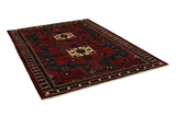 Afshar - Sirjan Persian Carpet 308x219 - Picture 1