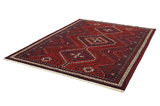 Afshar - Sirjan Persian Carpet 311x228 - Picture 2