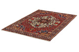 Jozan - Sarouk Persian Carpet 193x129 - Picture 2