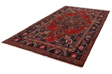 Sarouk - Farahan Persian Carpet 400x208 - Picture 2