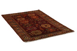 Yalameh - Qashqai Persian Carpet 187x123 - Picture 1