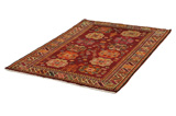 Yalameh - Qashqai Persian Carpet 187x123 - Picture 2