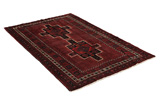 Afshar - Sirjan Persian Carpet 233x147 - Picture 1