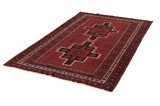 Afshar - Sirjan Persian Carpet 233x147 - Picture 2