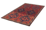 Afshar - Sirjan Persian Carpet 250x147 - Picture 2