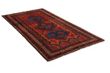 Afshar - Sirjan Persian Carpet 249x134 - Picture 1