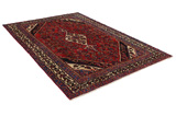 Borchalou - Hamadan Persian Carpet 294x193 - Picture 1
