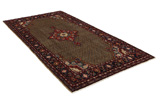 Songhor - Koliai Persian Carpet 301x158 - Picture 1