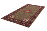 Songhor - Koliai Persian Carpet 301x158 - Picture 2