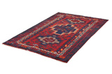 Afshar - Sirjan Persian Carpet 238x148 - Picture 2