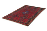 Afshar - Sirjan Persian Carpet 222x136 - Picture 2