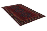 Afshar - Sirjan Persian Carpet 243x147 - Picture 1