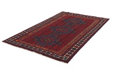 Afshar - Sirjan Persian Carpet 243x147 - Picture 2