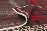 Afshar - Sirjan Persian Carpet 249x138 - Picture 5