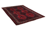 Afshar - Sirjan Persian Carpet 212x153 - Picture 1