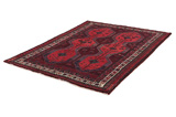 Afshar - Sirjan Persian Carpet 212x153 - Picture 2
