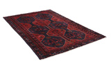 Afshar - Sirjan Persian Carpet 232x154 - Picture 1