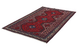 Afshar - Sirjan Persian Carpet 245x150 - Picture 2