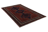 Afshar - Sirjan Persian Carpet 243x150 - Picture 1