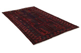 Afshar - Sirjan Persian Carpet 240x145 - Picture 1