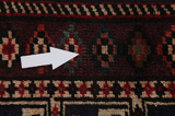 Baluch - Turkaman Persian Carpet 150x96 - Picture 17