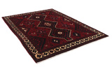 Afshar - Sirjan Persian Carpet 295x208 - Picture 1