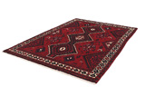 Afshar - Sirjan Persian Carpet 295x208 - Picture 2