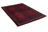 Afshar - Sirjan Persian Carpet 229x152 - Picture 1