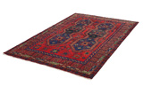 Afshar - Sirjan Persian Carpet 238x149 - Picture 2