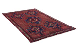 Afshar - Sirjan Persian Carpet 233x140 - Picture 1